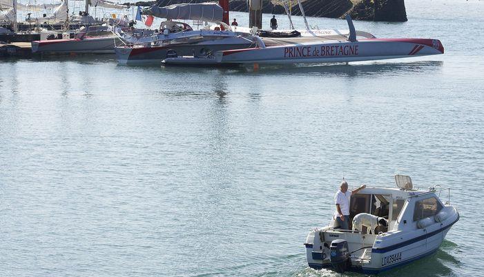 Lorient Port à sec