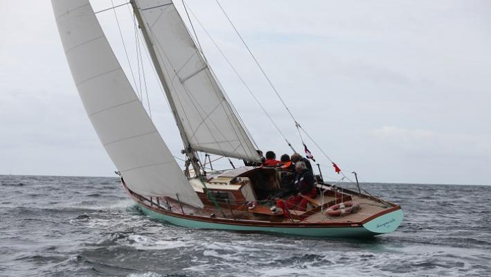 Yacht classique Marguerite