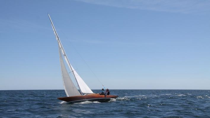 Yacht classique Pilen