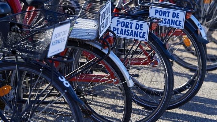 Vélos des ports de plaisance Sellor