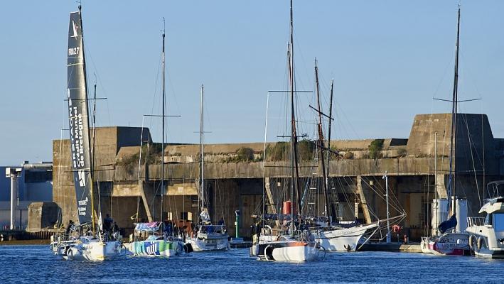 Sortie Lorient La Base