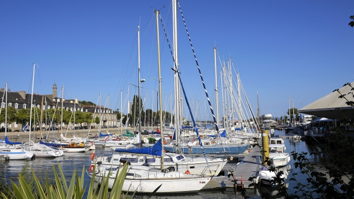 Le port de lorient sellor ports de plaisance - Place de port disponible mediterranee ...