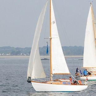 Yacht classique Arvele
