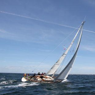 Yacht Claqqiue Byrell II