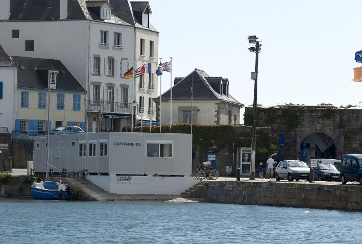 Capitainerie de Port-Louis