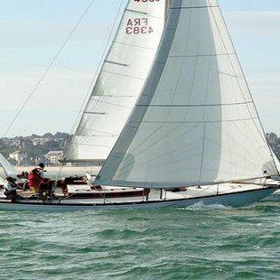 Yacht classique Cavalier seul