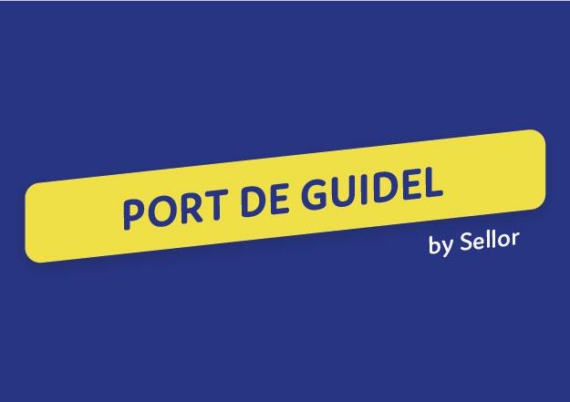 Plaquette port de Guidel