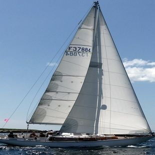 Yacht classique Gwennel