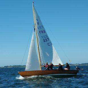 Yacht classique Imaraq