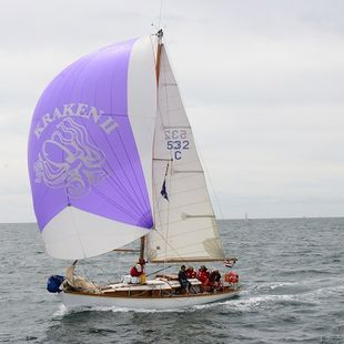 Yacht classique Kraken