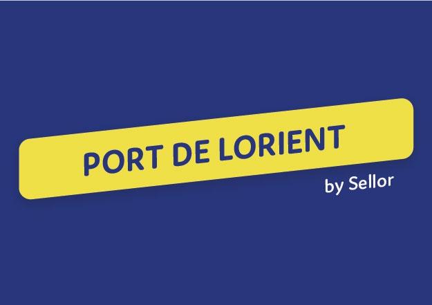 Dépliant port de Lorient