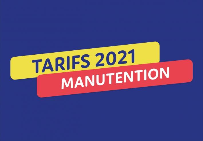 Tarifs maintenance SELLOR