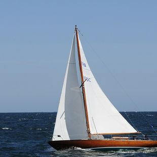 Yacht classique Marike