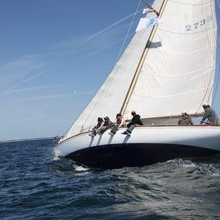 Yacht classique Stemael
