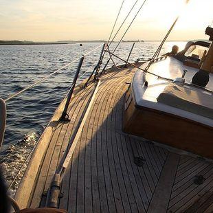 Yacht classique Porthos